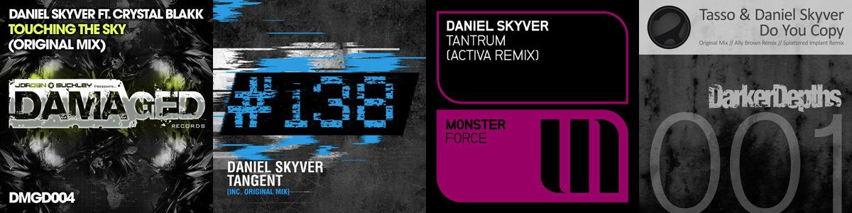 Daniel Skyver 2014 Releases