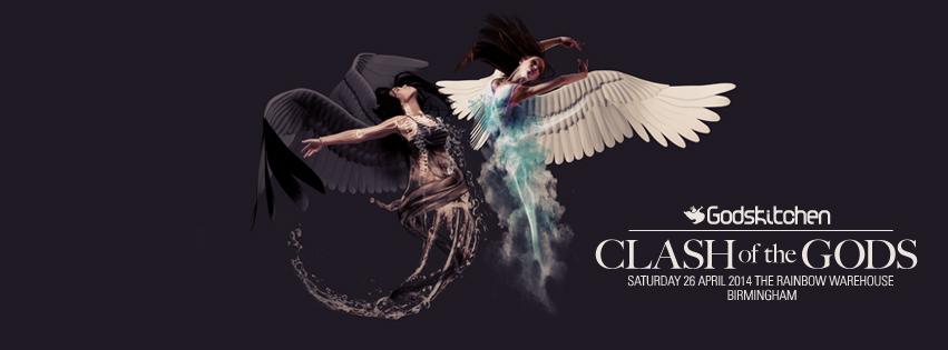 Clash of the Gods, Godskitchen 2014