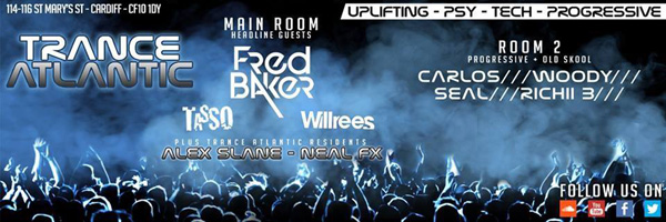 Trance Atlantic Presents Fred Baker