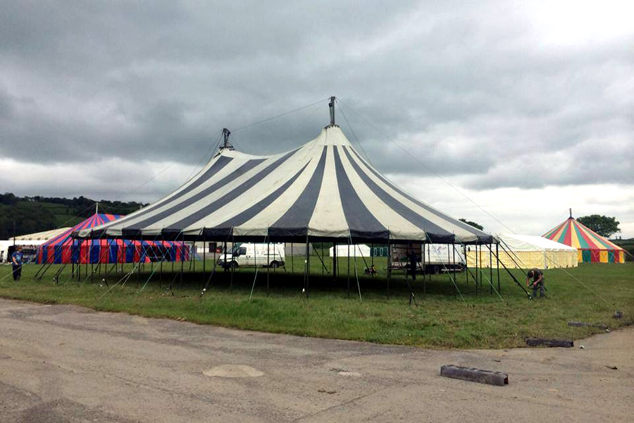Together Festival Tents