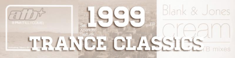 1999 Trance Classics