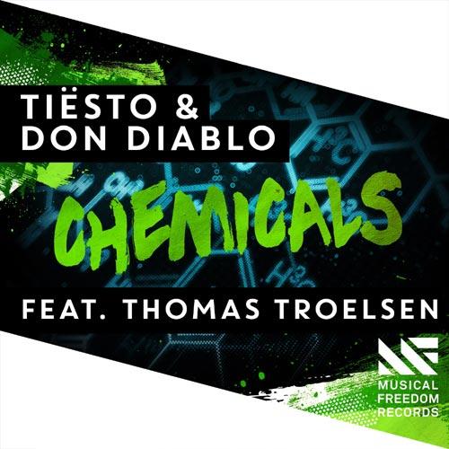 Tiesto & Don Diablo feat. Thomas Troelsen - Chemicals